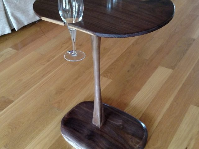 Wine Glass Tables