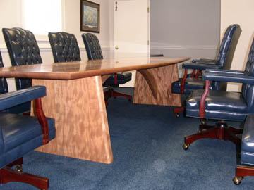 First Palmetto Board Room Table
