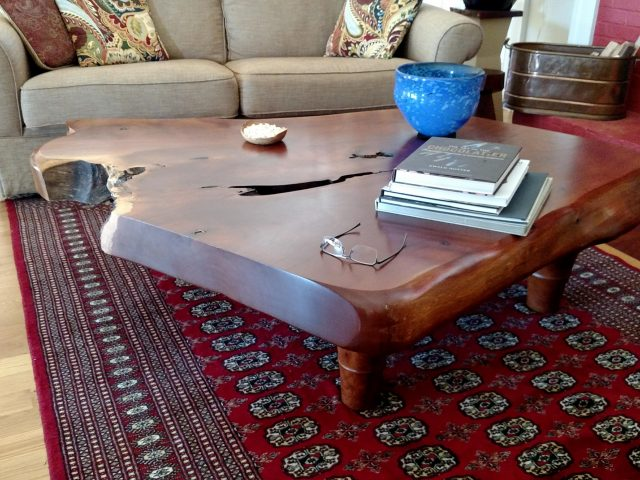 A Hugo Coffee Table
