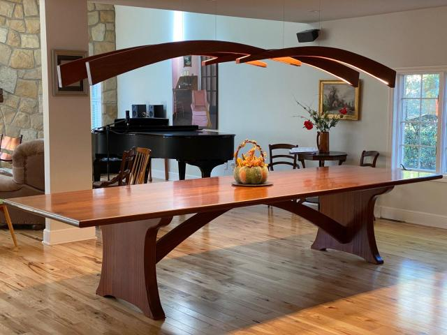 A Dining Table for John and Christian